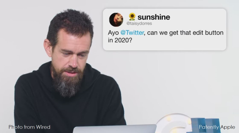 1 X Jack Dorsey anwsers questions from Twitter fans