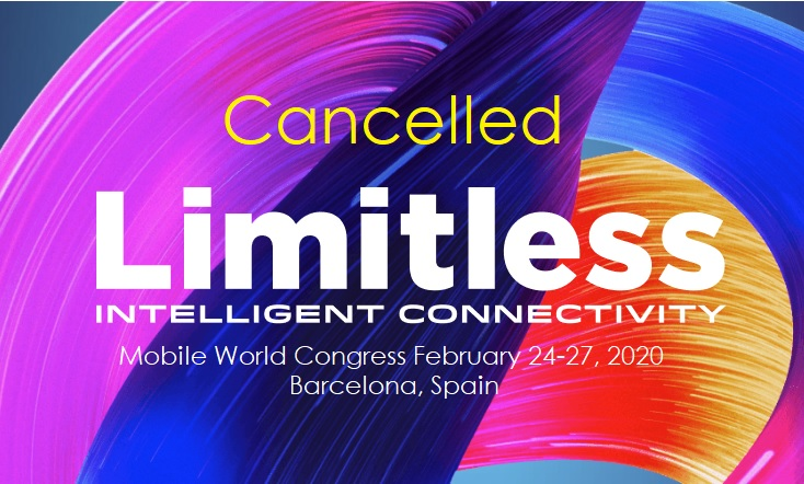 1 X Cover MWC cancelled announcement