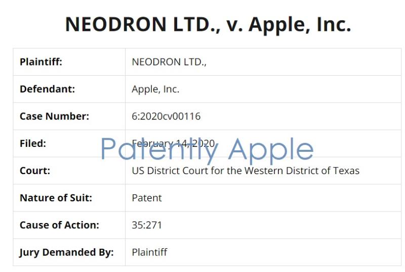 2 neodron v apple
