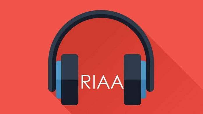 1 X  cover RIAA