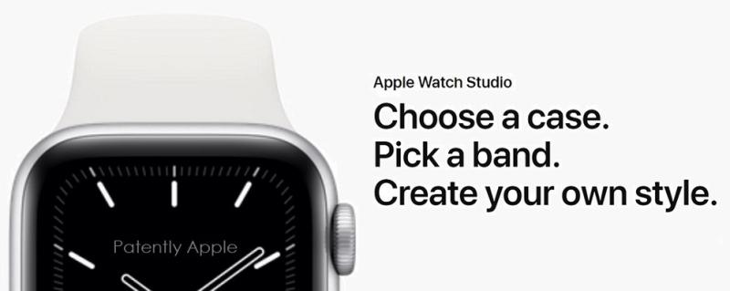 1 X cover apple watch studio