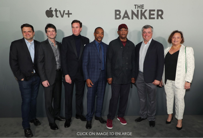 1  X cover The Banker cast with eddy cue and lisa jackson