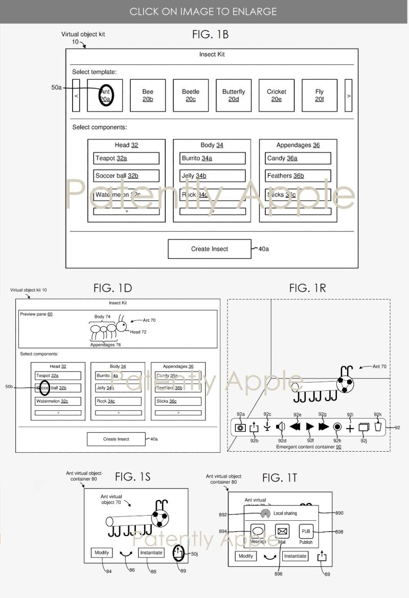 2 Virtual Object Kit