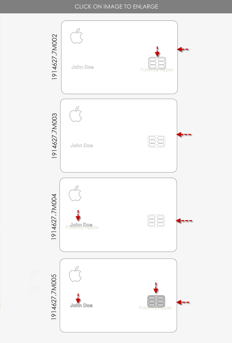 3 x Apple Card RTMs in Hong Kong - 7M002  003  004 and 005 - Patently Apple IP report May 8  2020