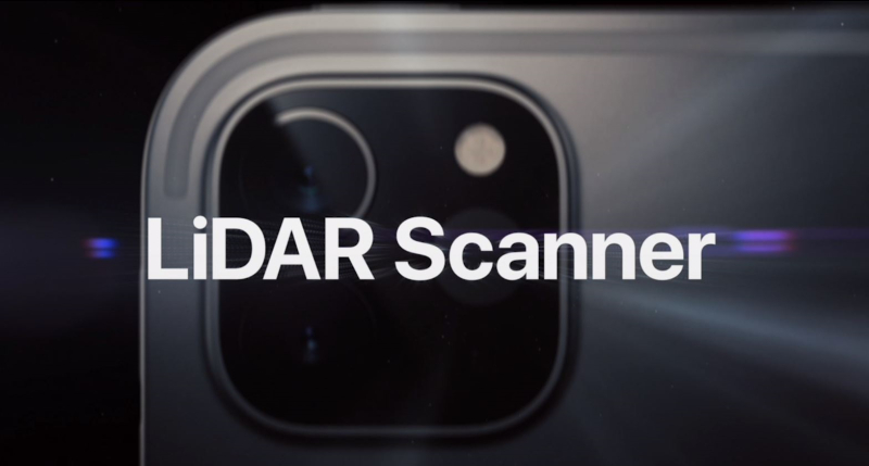 1 cover LiDAR Scanner