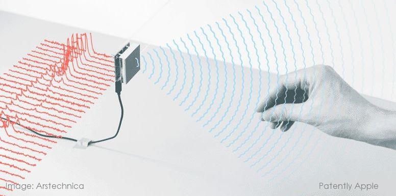 3 google  radar system  recognizes hand gestures