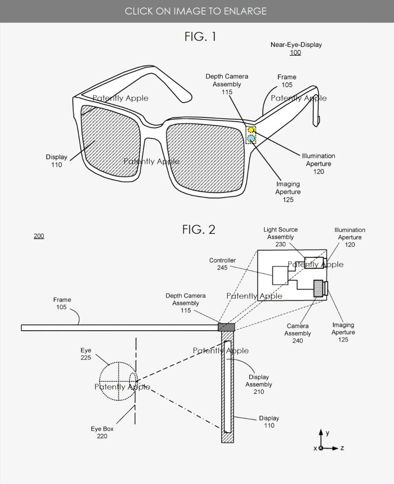 2 Facebook smartglasses