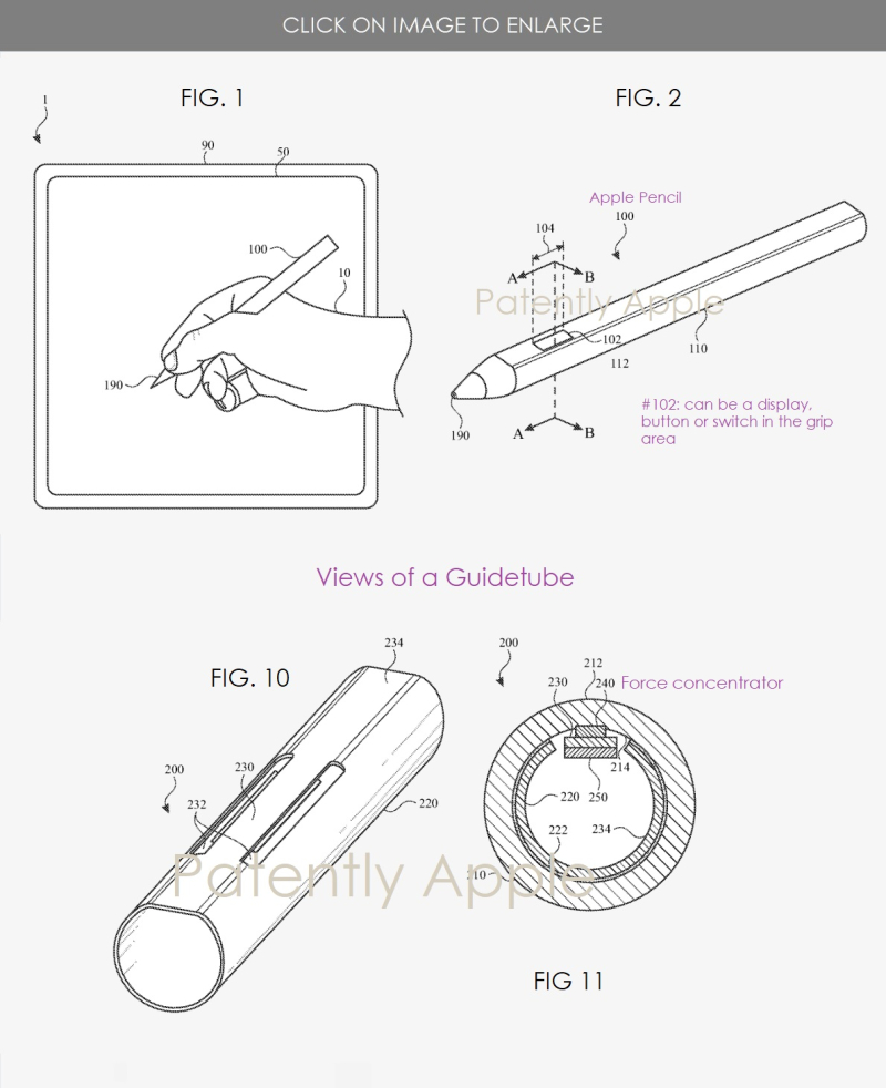 2 Apple Pencil advancements