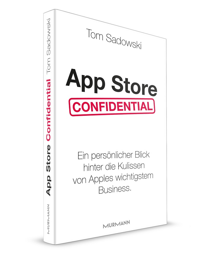 2 x tom Sadowski book on apple's app store