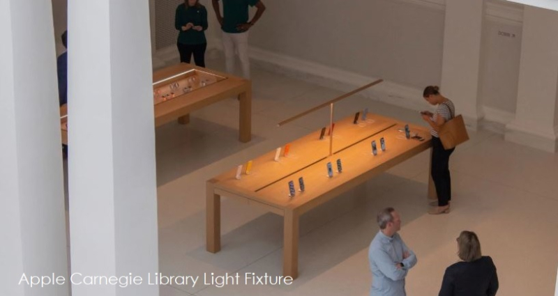 1 x Cover Apple light fixture now a granted patent design - Copy