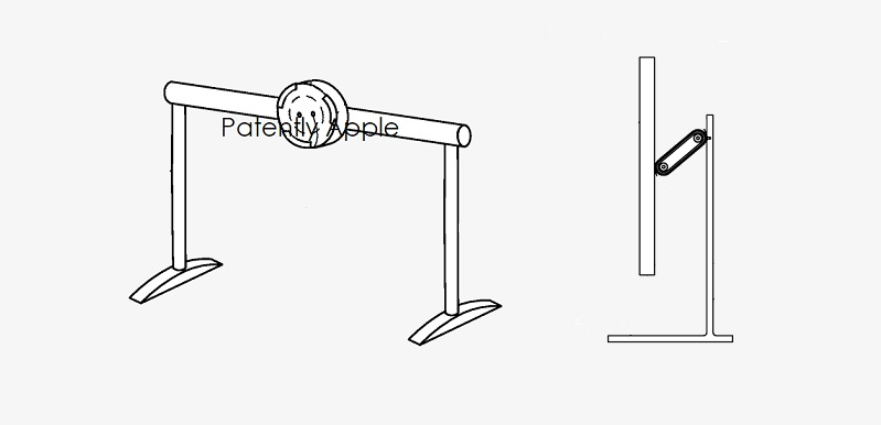1 cover new modular display system + xdr display arm patents