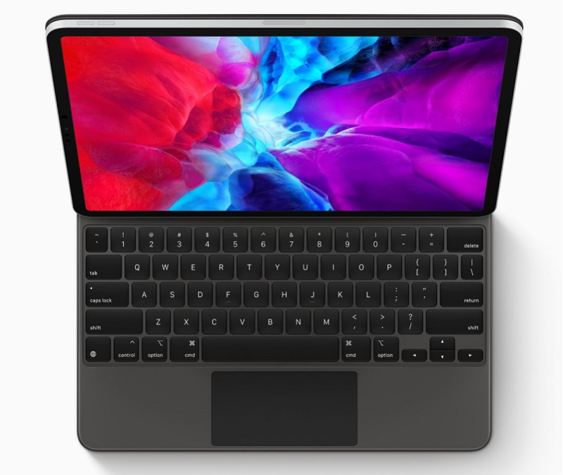 1 x Cover iPad Pro new keyboard with trackpad