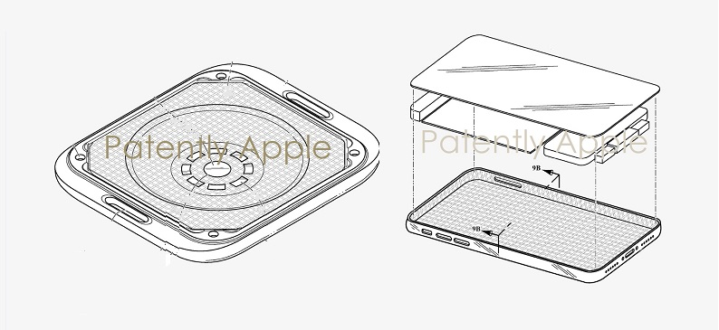 2 Cover new material concoction for backside plates of various devices