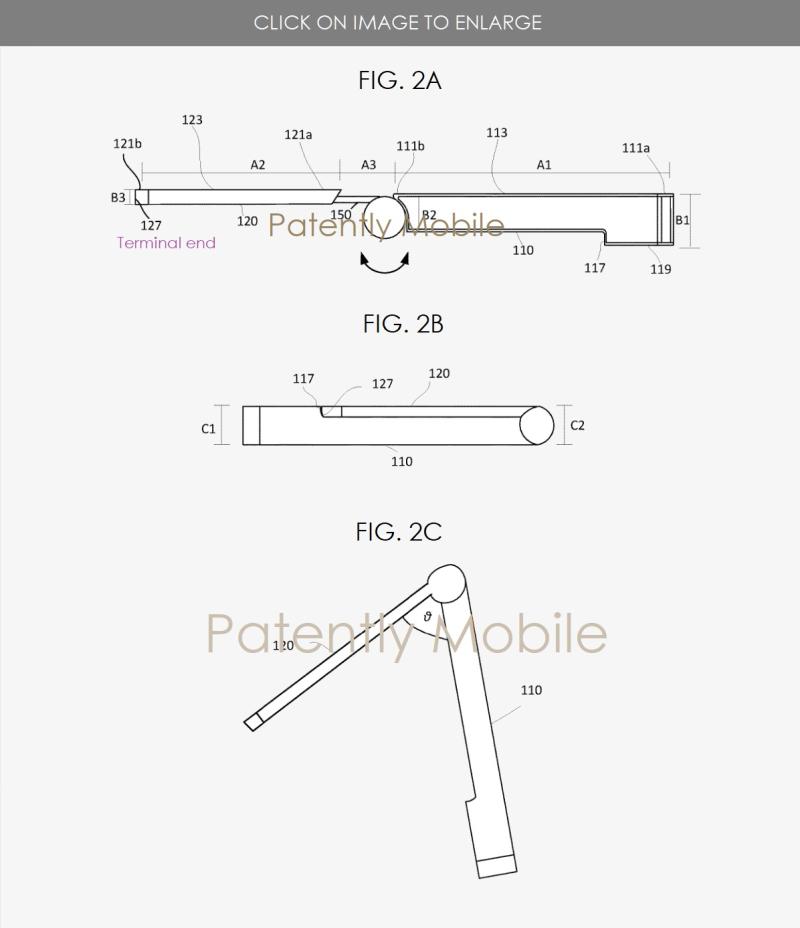 3 Google folding phone
