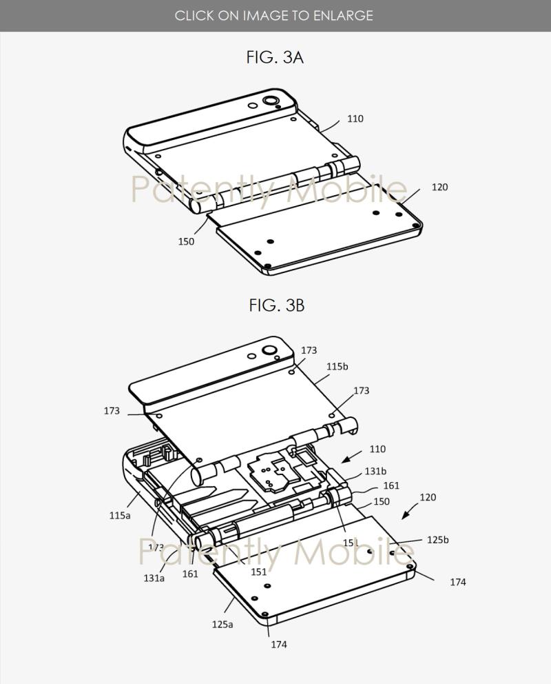 4 Google folding phone