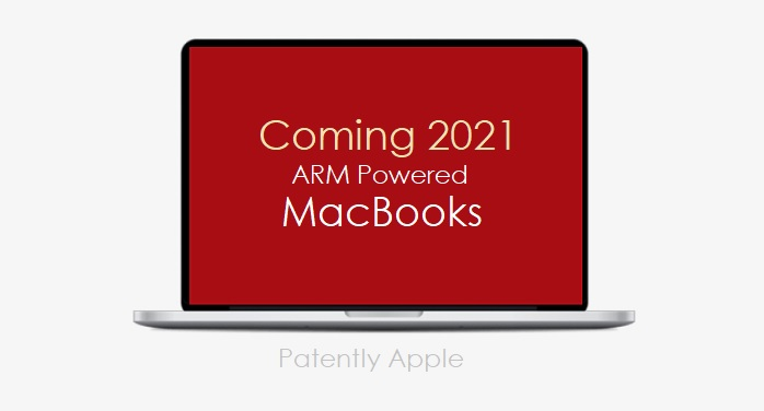 2 ARM Powered MacBooks