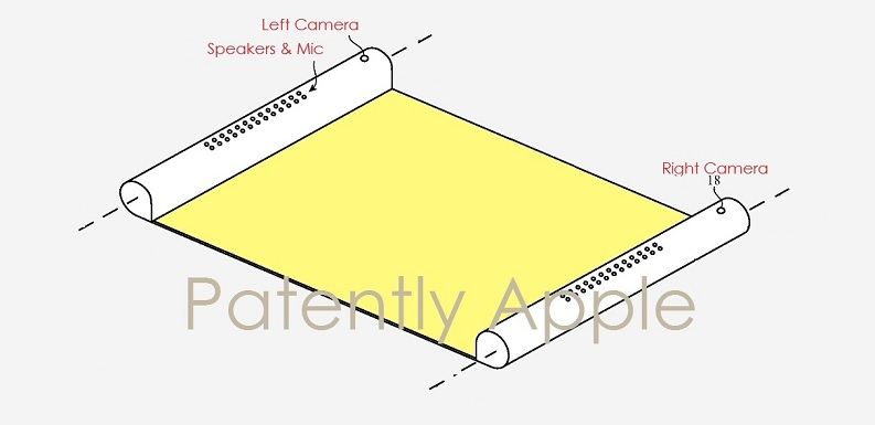 1 Cover Apple flex battery for scrollable devices
