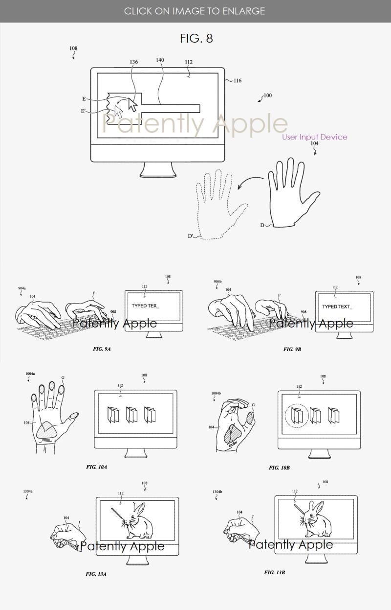 4 Apple input VR AR