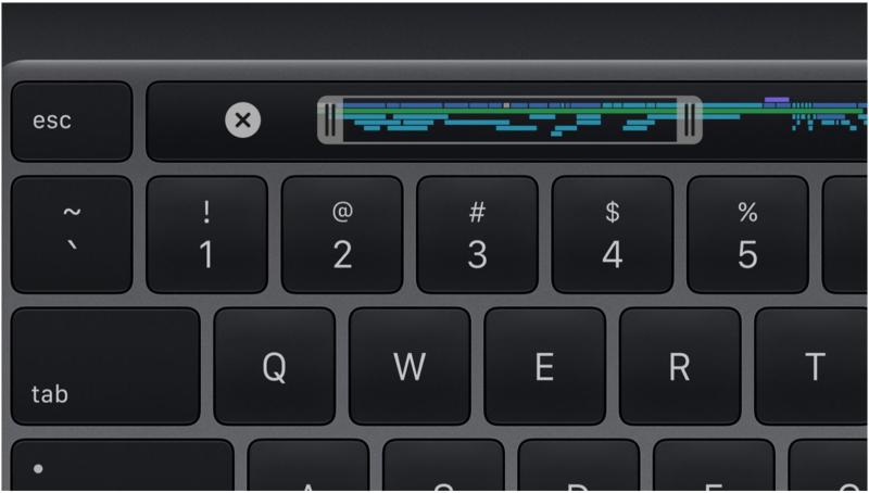4 Touch Bar MacBook 13 inch