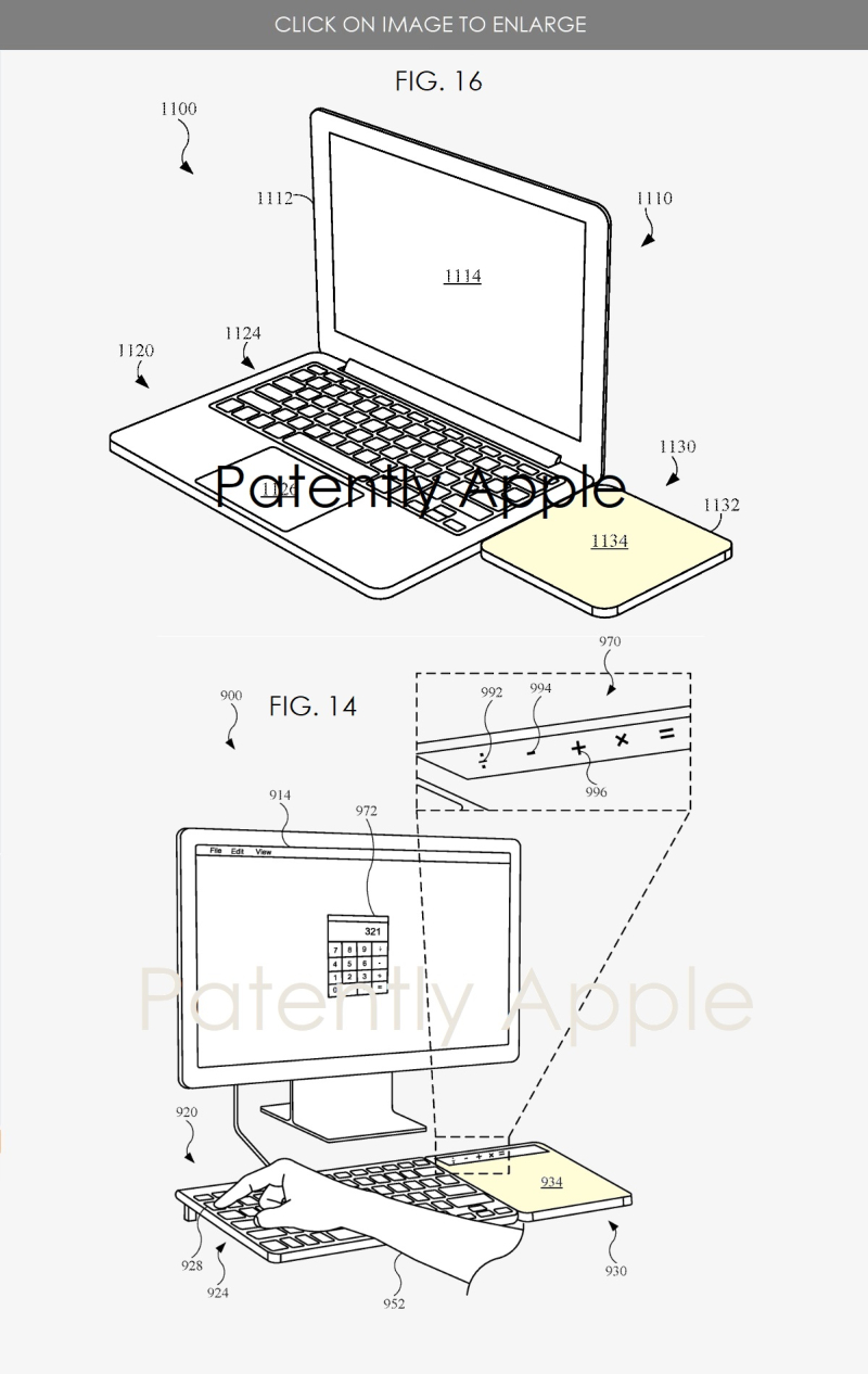 5 Apple granted patent figs