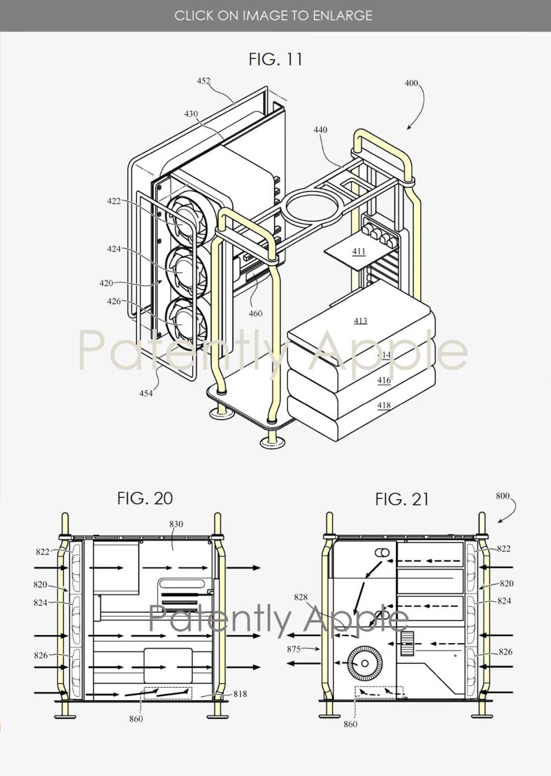 3 Mac Pro patent