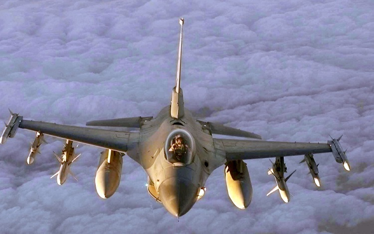 2 military plane  US