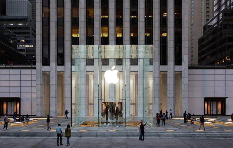 1 Apple Store 5th Avenue