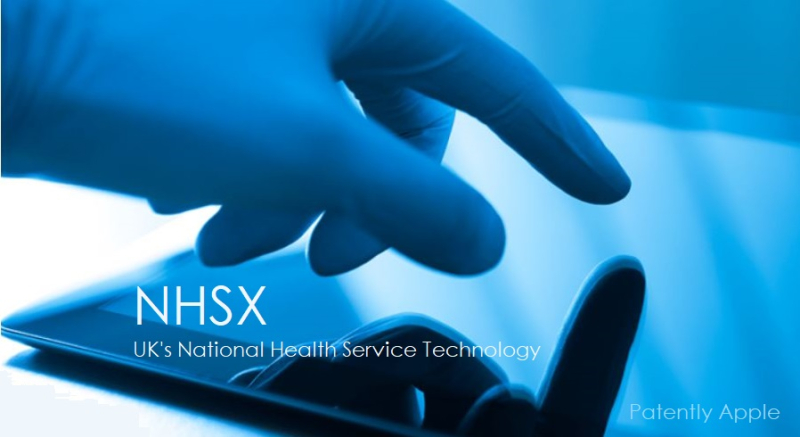 1 x cover NHSX