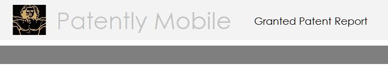 16.2  x  Patently Mobile - Granted Patent