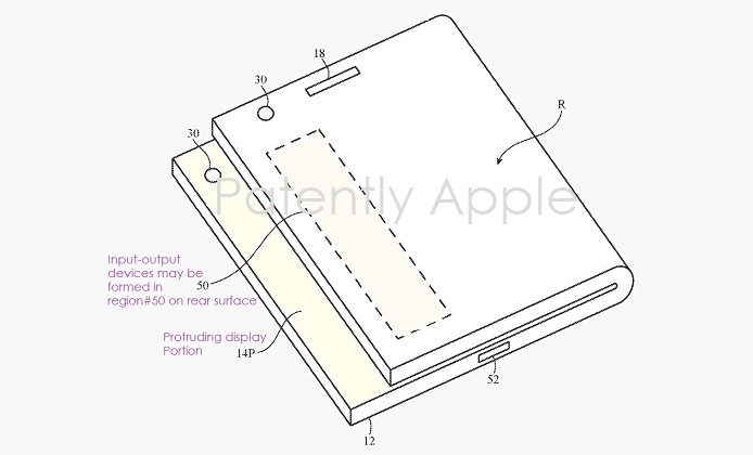 1 cover - folding phone or tablet