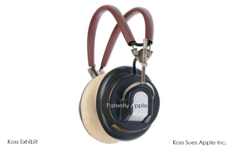 2 x Koss heaphones  a private listening device