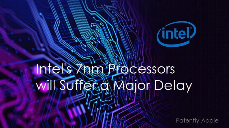 1 X cover Intel delays 7nm