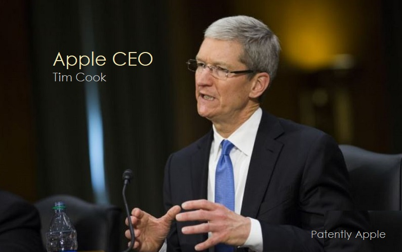 1 x cover tim Cook hearing