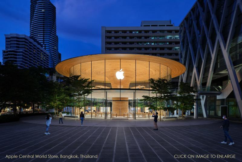 1  X apple nso bangkok
