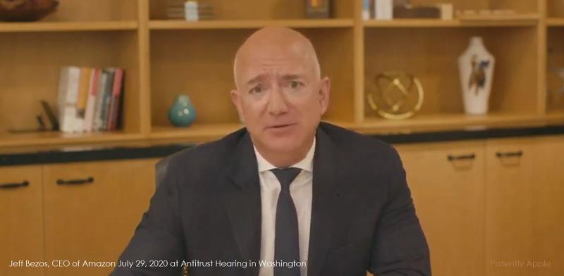 1 CEO -  Jeff Bezos  - AMAZON