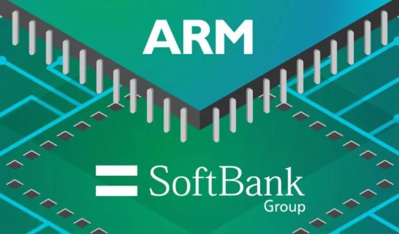 1 cover Softbank  ARM