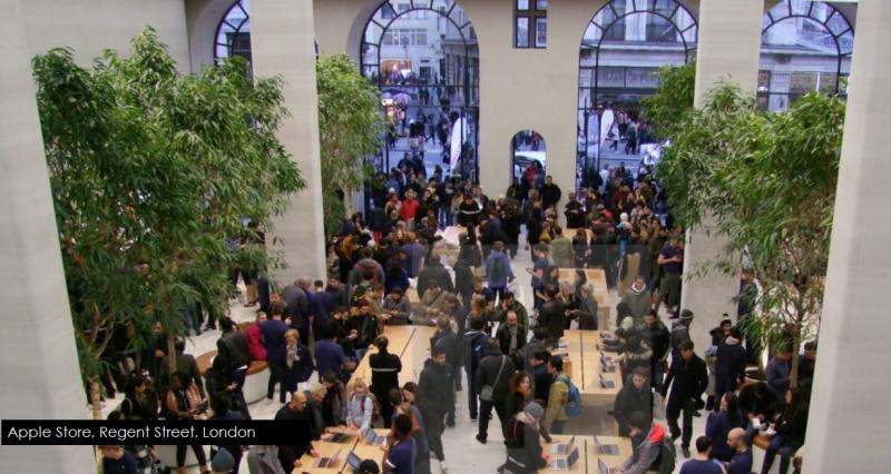 1 XFINAL  Apple Store Regent Street in London