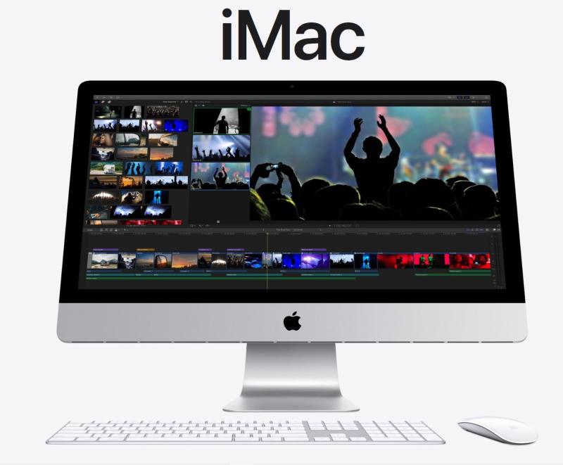 1 x cover iMac