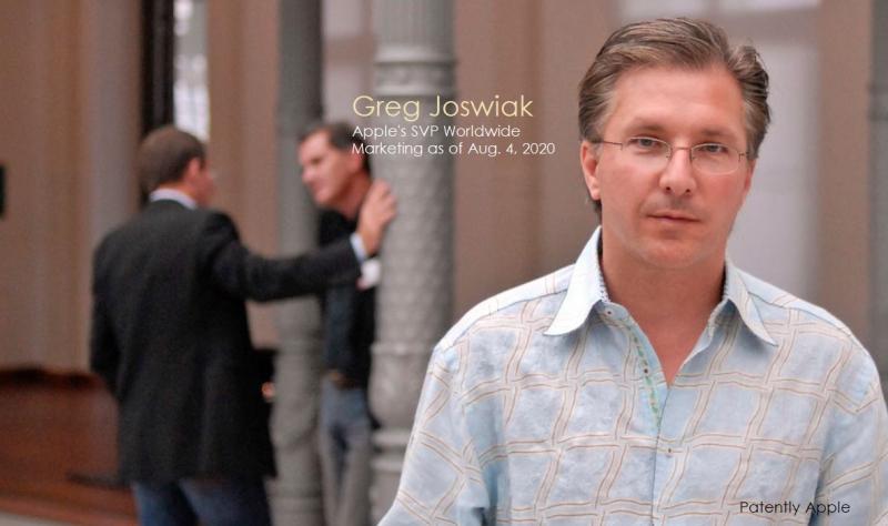 2 x Greg Joswiak