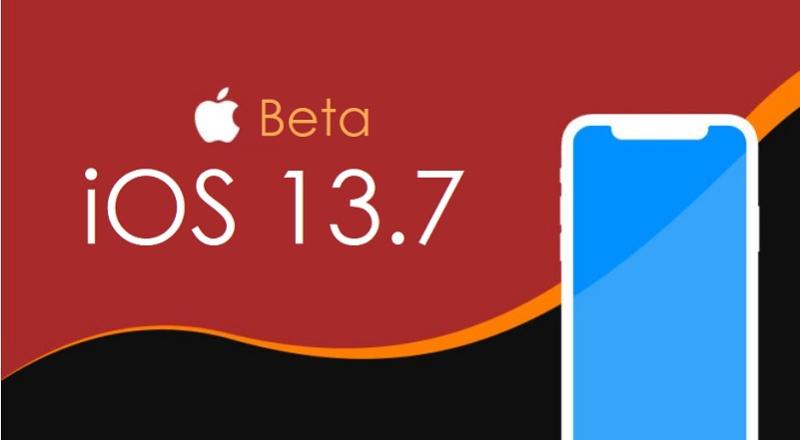 1 x cover ios 13.7 beta
