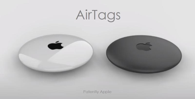 1 x AirTags