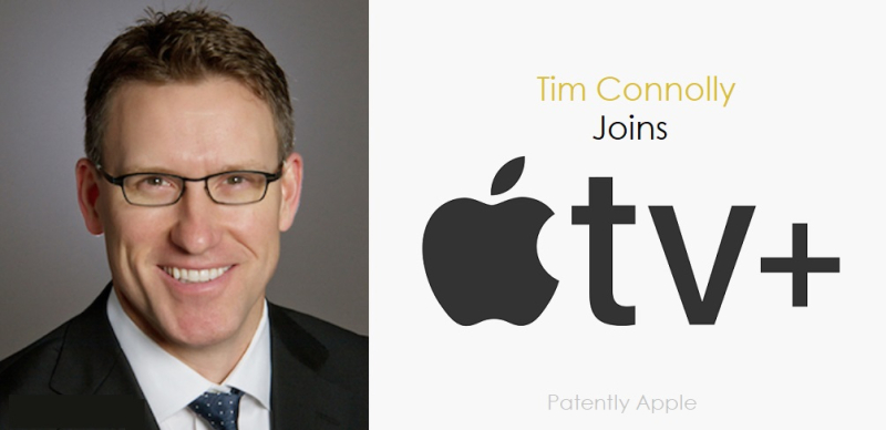 1 X COVER - Tim Connolly joins Apple TV+