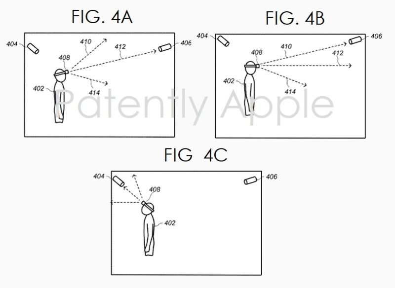 6 - FIGURE 4ABC - AR-VR WIRELESS SYSTEM FOR WORKPLACES - PATENT APPEAL REPORT MADE 12 SEPT 2020