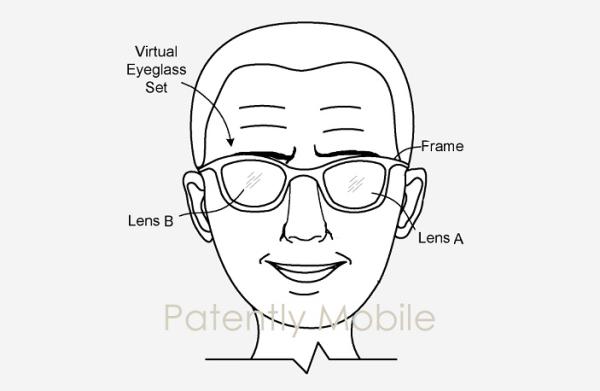 Tech :  Google remporte un brevet pour les futures Smartglasses dans l'espoir de battre Apple  , avis