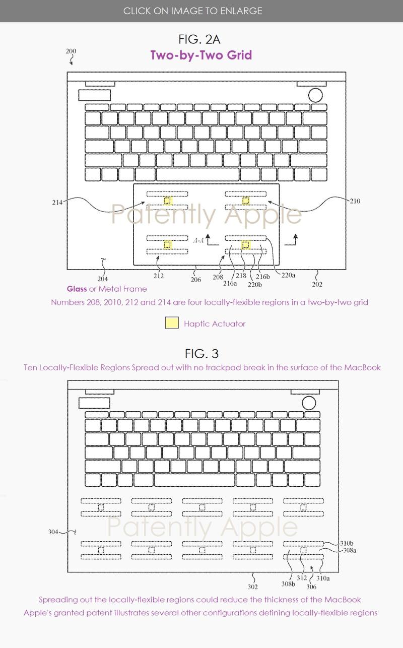 2 x MacBook Granted Patent figs