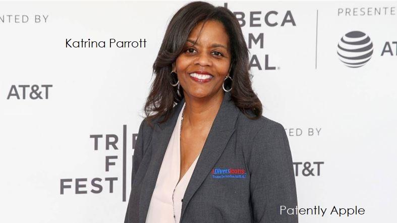 1 Extra Katrina Parrott