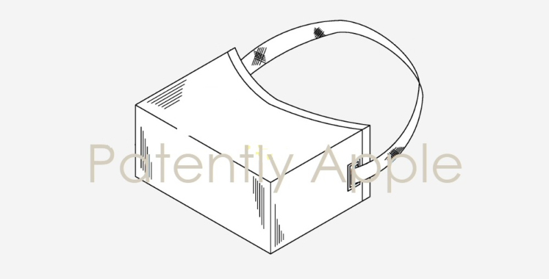 1 X Cover - Apple HMD Cooling System