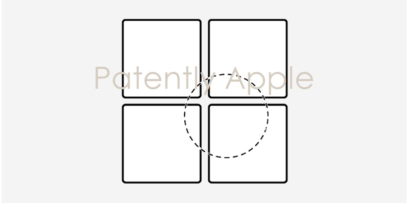 1 Cover Graphic custom keyboard patent fig. Apple  Patently Apple report Sept 27  2020