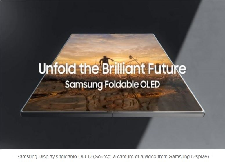 2 samsung foldable tablet