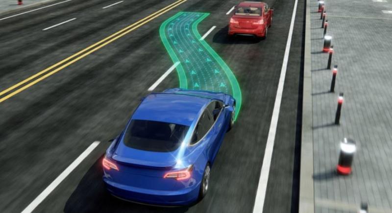 1 cover autonomous vehicle lane change maneuver